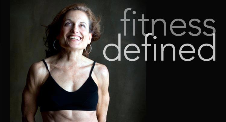 Fitness Defined