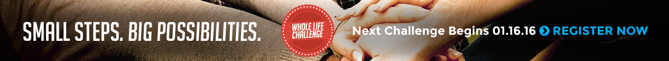 Join me in the Whole Life Challenge